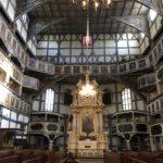 ヤヴォル平和教会の祭壇や内装