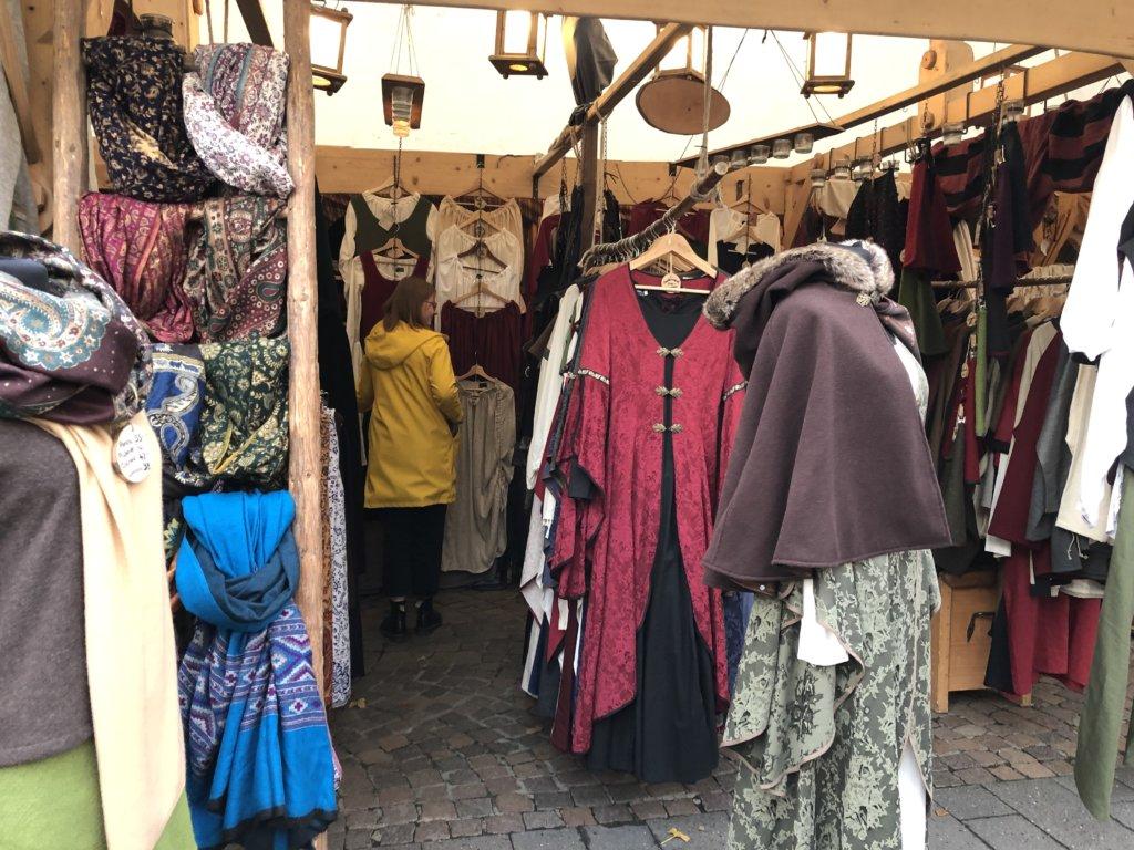 中世の洋服