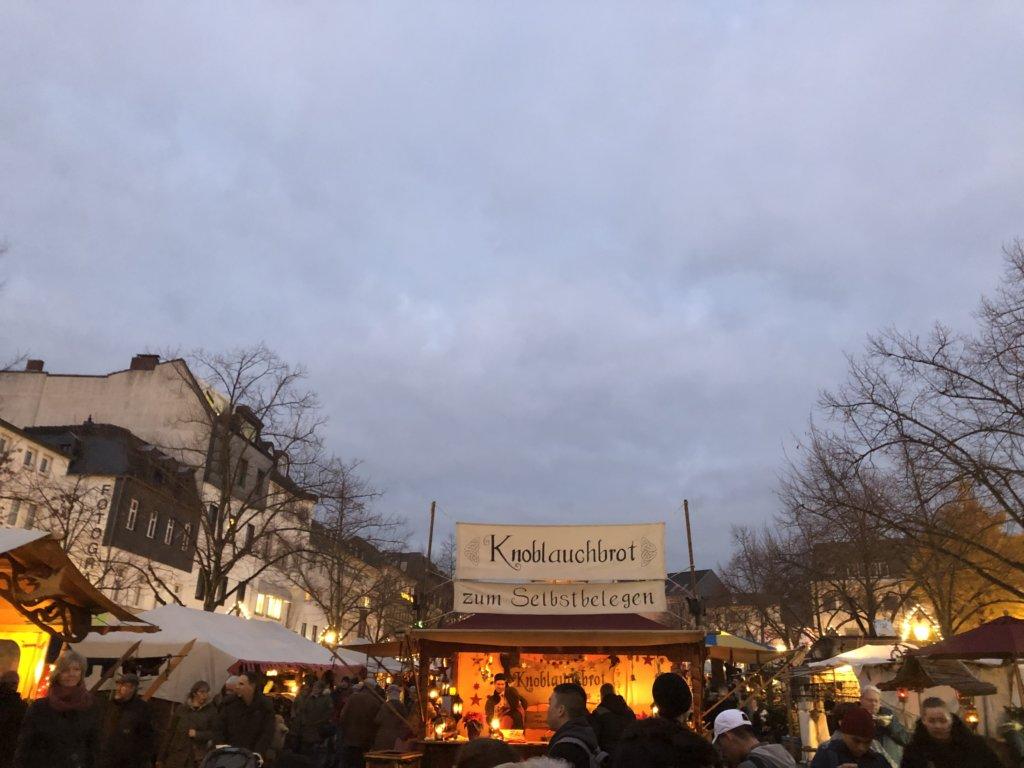Siegburg(ジークブルク)クリスマスマーケット