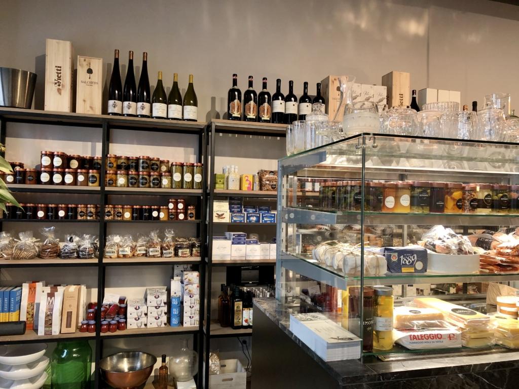 ウィーンのカフェのジャムなどのオリジナル商品