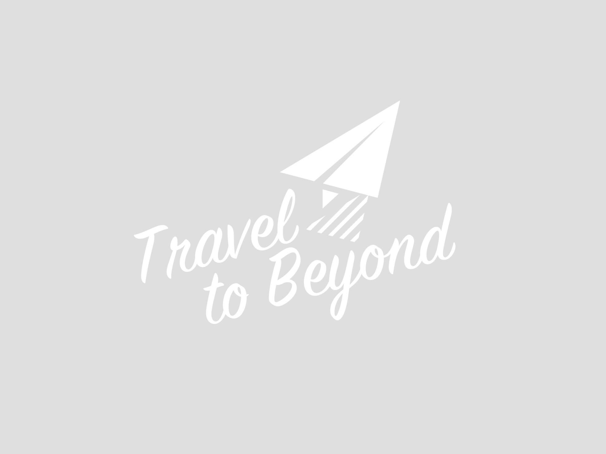 トラベヨのロゴ入り背景画像
