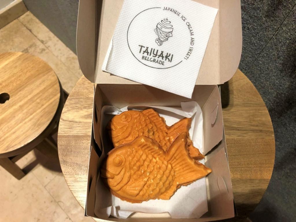 taiyaki_belgradeのたい焼き