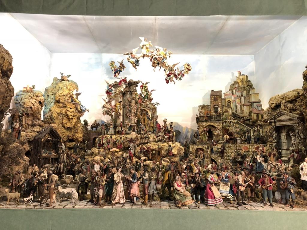 マルタ、イムディーナの聖パウロ大聖堂(The Cathedral)のclib(クリブ)