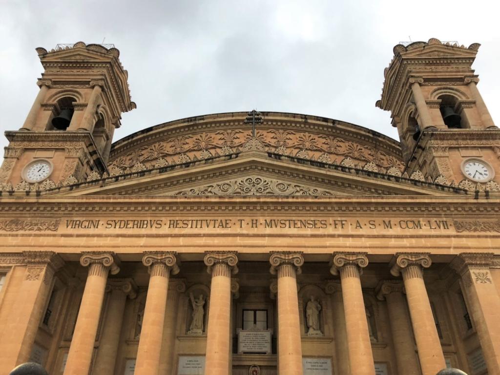 マルタの教会、モスタ・ロチュンダ