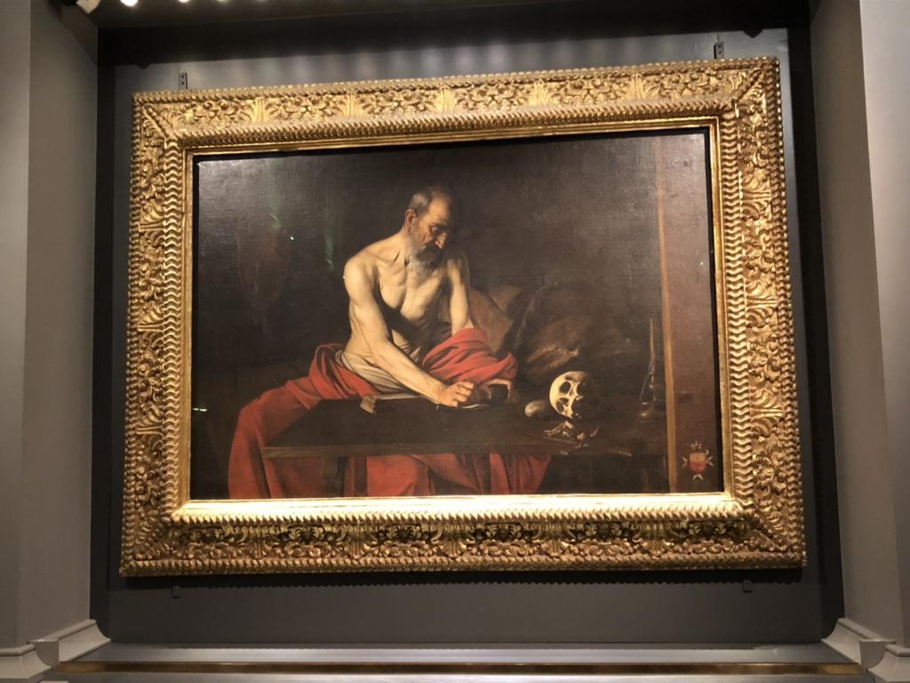 マルタ、聖ヨハネ大聖堂のカラヴァッジオの作品