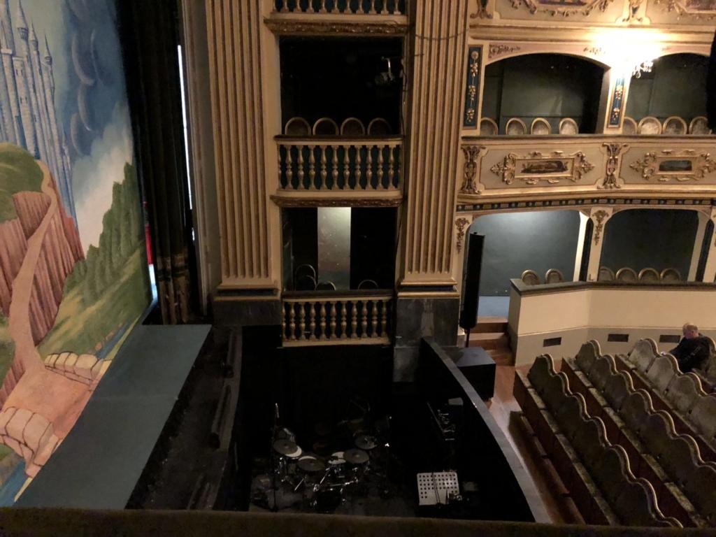 マルタ、Teatru Manoel(マノエル劇場)のオーケストラピット