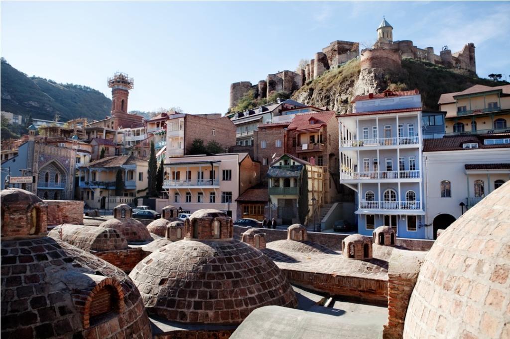 ジョージアの観光地