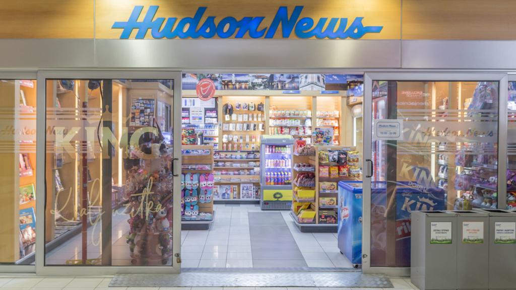 ベオグラードのニコラ・テスラ空港の到着ロビー