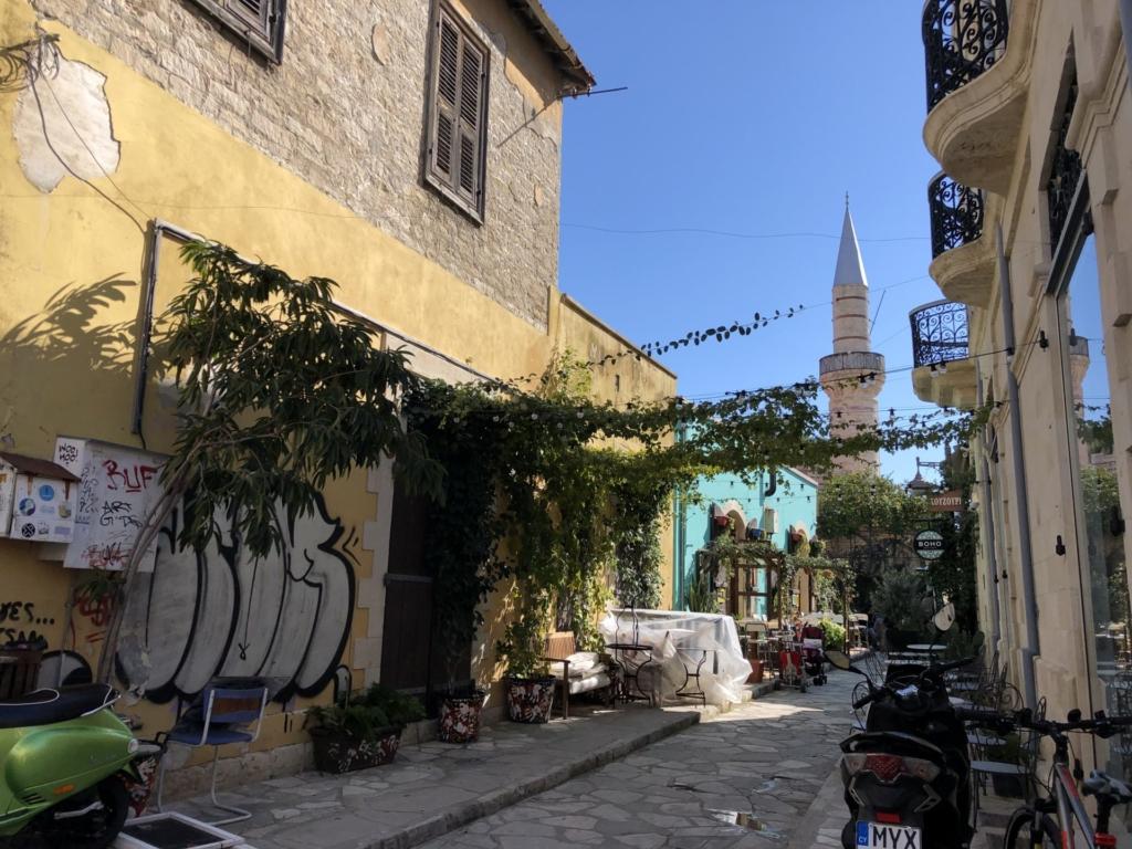 キプロスの街並み